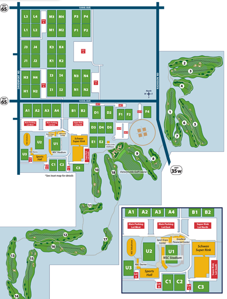 NSC_Campus_Map