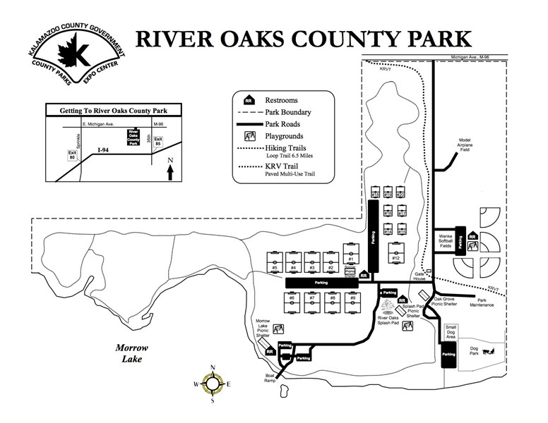 River_Oaks_Map